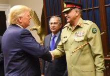 पाकिस्तानी सेनाध्यक्ष