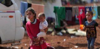 फिलिस्तीनी बच्चे