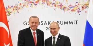 रूस और तुर्की
