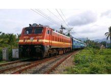 श्रीलंका में रेलवे ट्रैक
