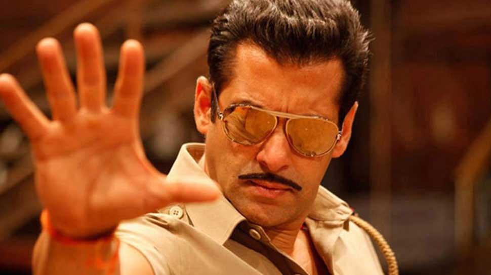 ये अभिनेत्री निभाएगी फिल्म 'दबंग 3' में सलमान खान की पूर्व प्रेमिका का किरदार, जानिए डिटेल्स