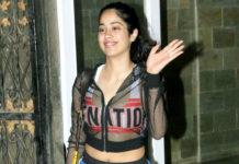 जाह्नवी कपूर 'रूहीअफज़ा' में 10 किलो घटाने के बाद, 'कारगिल गर्ल' के लिए बढ़ा रही हैं वजन