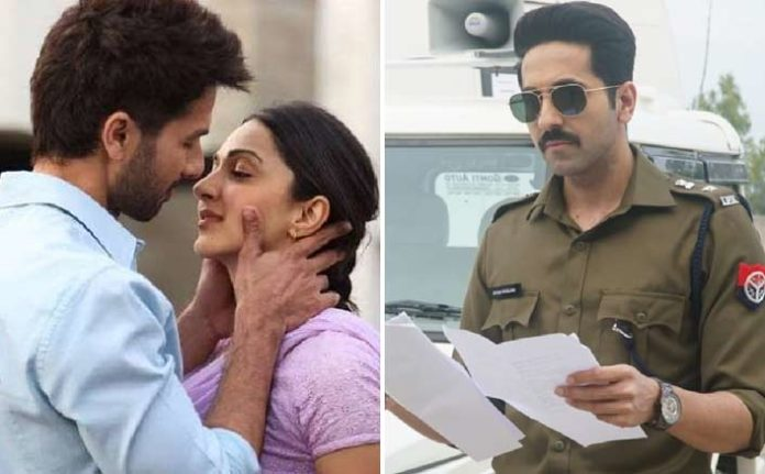 kabeer singh, artical 15 box office collection