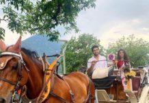कसौटी ज़िन्दगी के: पार्थ समथान और एरिका फर्नांडिस समेत पूरी टीम ने की घुड़सवारी और पैराग्लाइडिंग