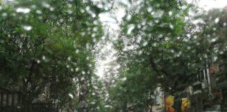 essay on rain in hindi