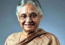 sheila dixit biography in hindi