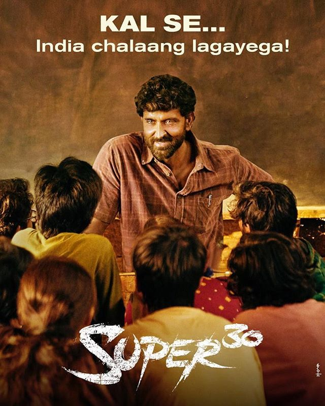 super 30 box office day 1