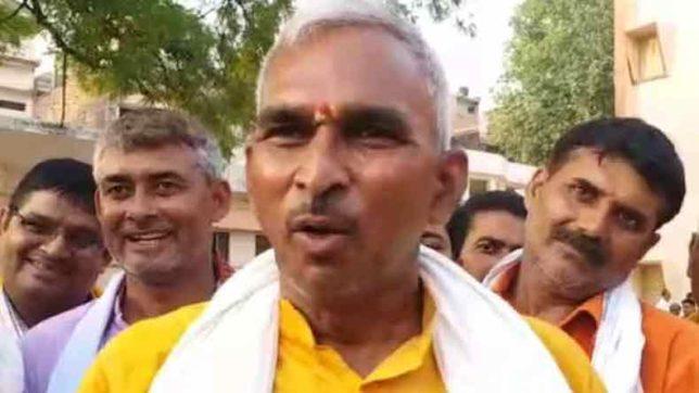बीजेपी विधायक सुरेन्द्र सिंह
