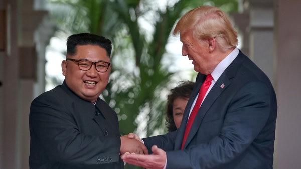 उत्तर कोरिया और अमेरिका