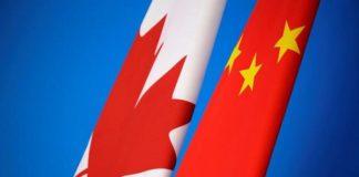 चीन और कनाडा