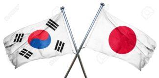 जापान और दक्षिण कोरिया