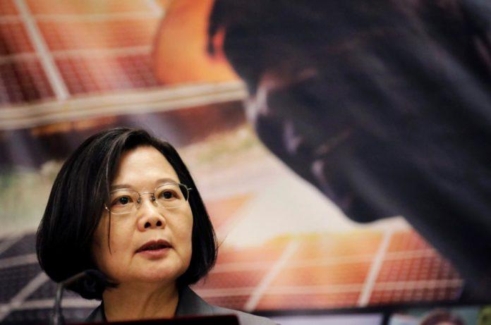 ताइवान की राष्ट्रपति