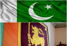 पाकिस्तान और श्रीलंका