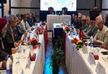 भारत-नेपाल बैठक
