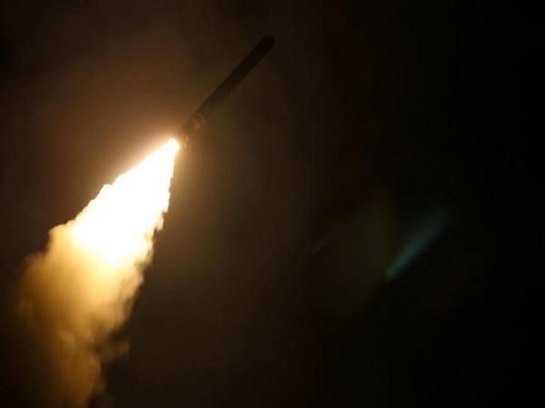 मिसाइल परिक्षण