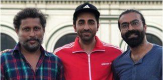 आयुष्मान खुराना ने मात्र 22 दिनों में पूरी की फिल्म 'गुलाबो सीताबो' की शूटिंग