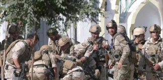 अफगानी सैनिक