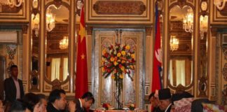 नेपाल और चीन