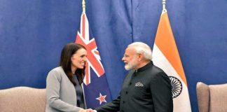 भारत और न्यूजीलैंड