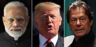 भारत, पाकिस्तान और अमेरिका