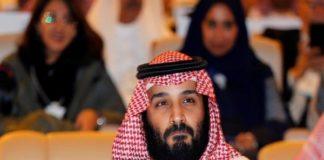 सऊदी अरब के क्राउन प्रिंस
