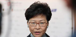हांगकांग की नेता