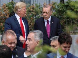 अमेरिका और तुर्की