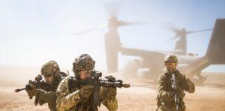 अमेरिकी सैनिक