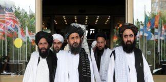 तालिबानी प्रतिनिधि समूह