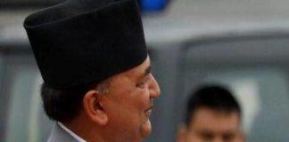 नेपाल के प्रधानमन्त्री