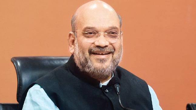 गृहमंत्री अमित शाह ने की जम्मू-कश्मीर व नक्सलवाद प्रभावित इलाकों में सीआरपीएफ सुरक्षा व्यवस्था की समीक्षा की