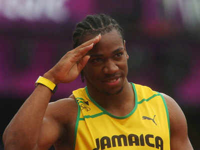 जमैका के विश्व प्रसिद्ध धावक योहान ब्लेक भारत में प्रमोट करेंगे रोड़ सेफ्टी