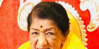 शबाना आज़मी, हेमा मालिनी ने लता मंगेशकर के स्वास्थय की कामना की