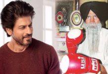 शाहरुख़ खान ने किया करम बाथ को कौर सिंह पर फिल्म बनाने के लिए प्रेरित