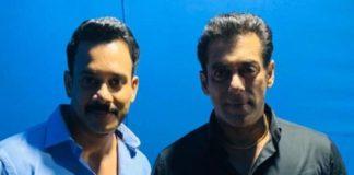 राधे: सलमान खान की फिल्म में शामिल हुए साउथ इंडियन स्टार भरत निवास