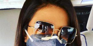 प्रियंका चोपड़ा ने वायु प्रदुषण से बचने के लिए पहना मास्क, तो हो गयी ट्रोल का शिकार
