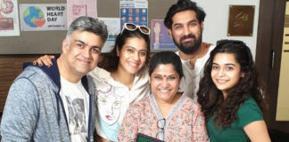 काजोल ने पूरी की नेटफ्लिक्स फिल्म 'त्रिभंगा' की शूटिंग