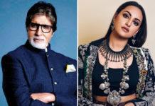 अमिताभ बच्चन और सोनाक्षी सिन्हा बने ट्विटर के सबसे चर्चित सेलिब्रिटी
