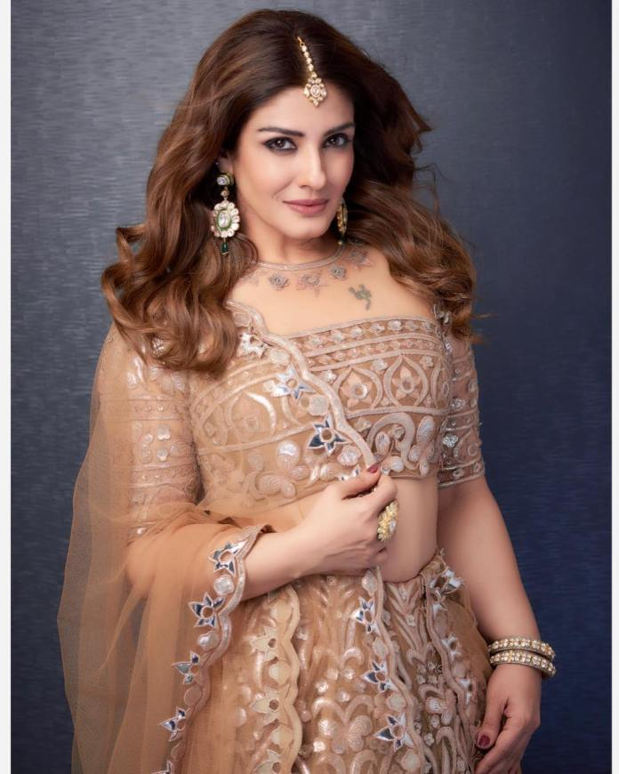 Raveena Tandon's Biography