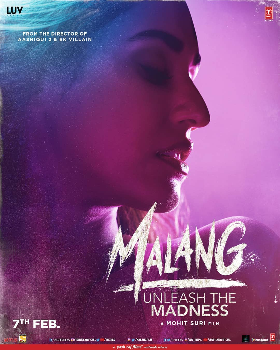 Malang Movie Stars First Look Out