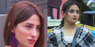 Rashmi and Mahira's fight in bigg boss 13